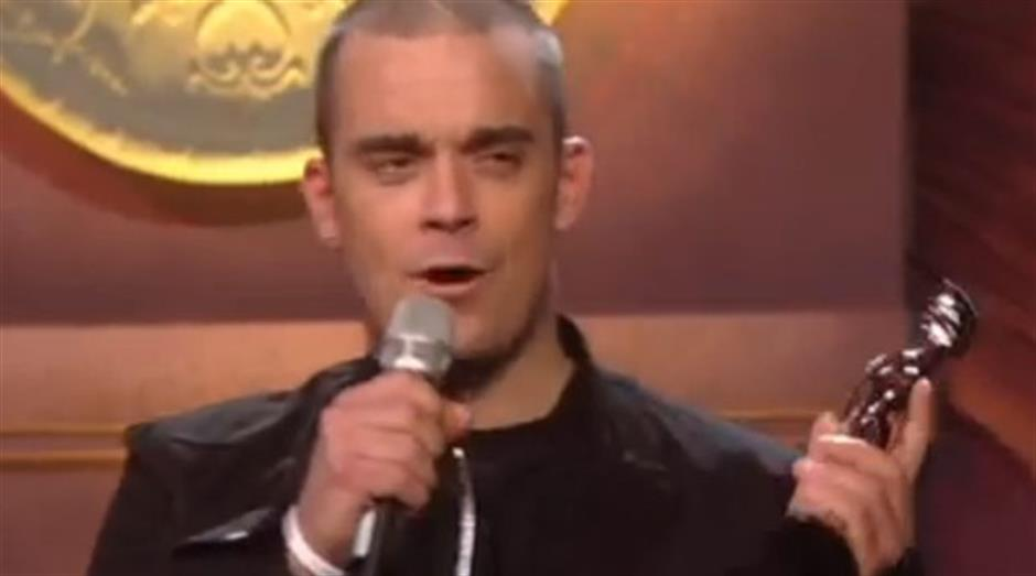 2005 - British Song (Over 25 Years) - Robbie Williams