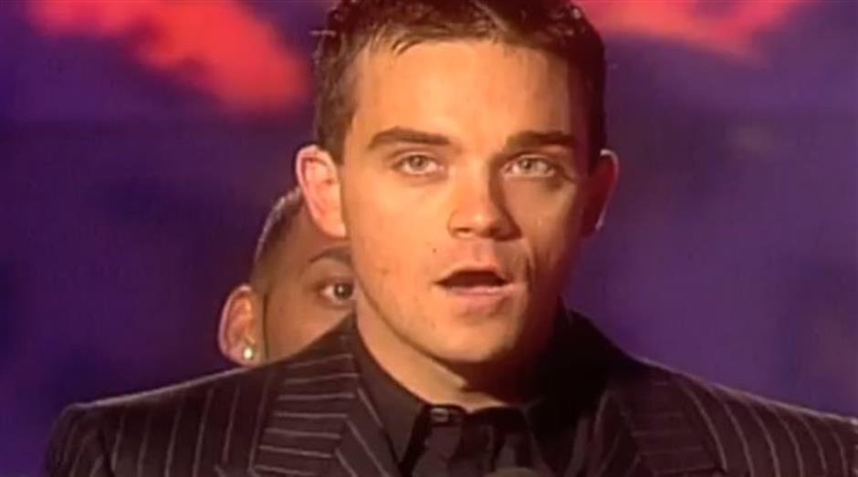2000 - Best British Video - Robbie Williams