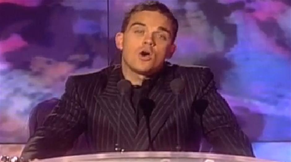 2000 - British Single - Robbie Williams