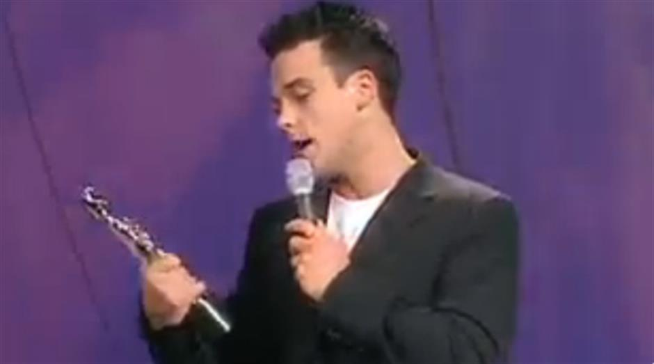 2001 - Best British Video - Robbie Williams