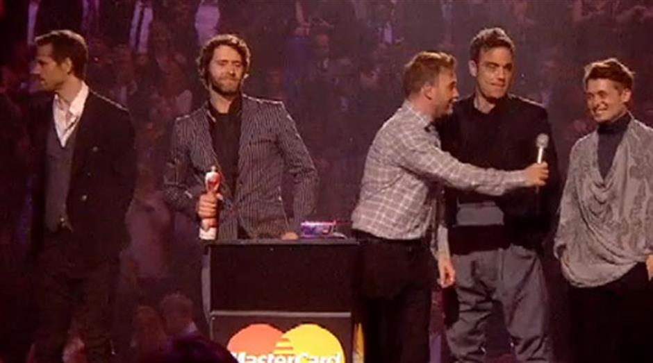 2011 - British Group: Take That