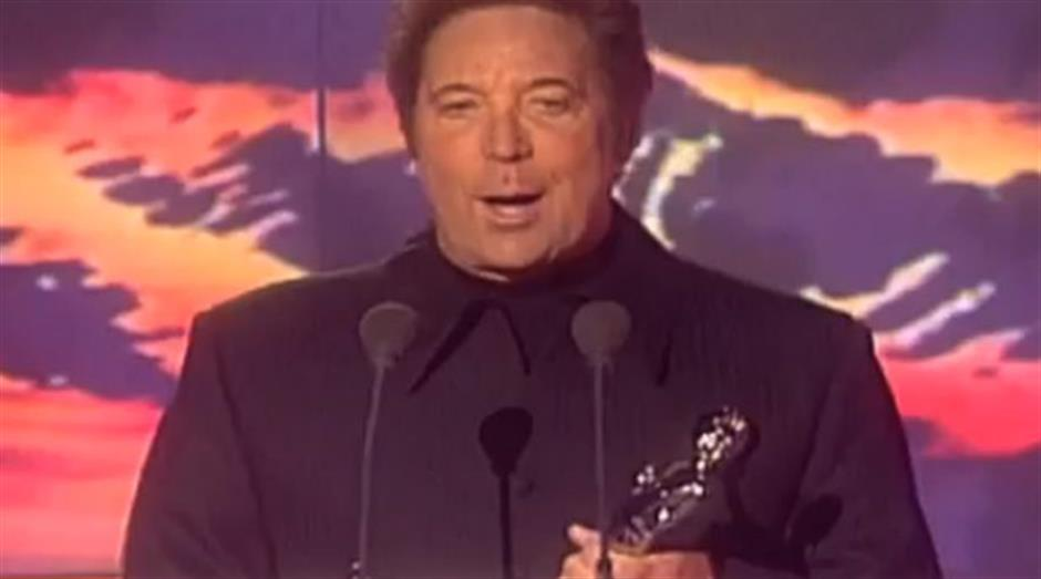 2000 - Best British Male - Tom Jones