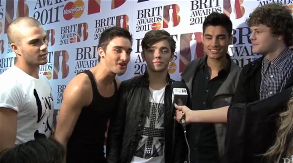 BRITs 2011 launch highlights