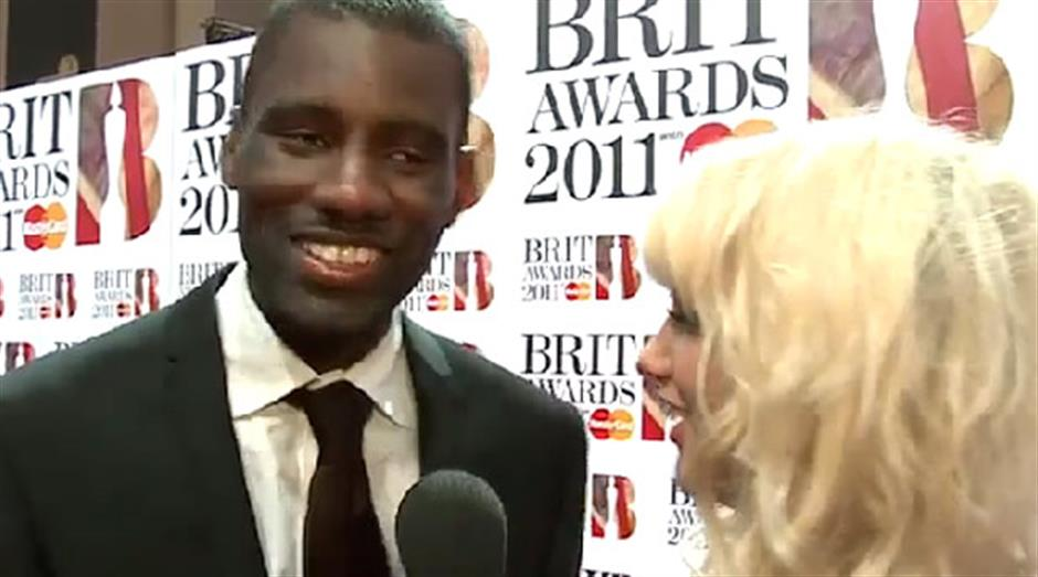 2011 - Red Carpet interview: Wretch 32