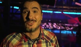 Zane Lowe takes you around the 2013 BRIT Awards stage